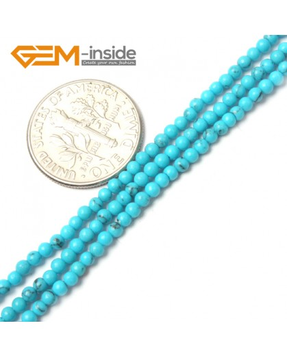 "G2467 2mm Round Gemstone Tiny Jewelry Making Loose Spacer Beads Strand 15"" Natural Stone Beads for Jewelry Making Wholesale"