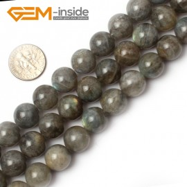"G0624 12mm Natural Round Rainbow Labradorite Beads Jewelry Making Gemstone Loose Beads 15"" Natural Stone Beads for Jewelry Making Wholesale"