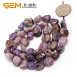 "G6742 Purple Dargon Jasper 9x12mm Natural Freeform Potato Shape Jewelry Making Gemstone Loose Beads15"" Natural Stone Beads for Jewelry Making Wholesale"
