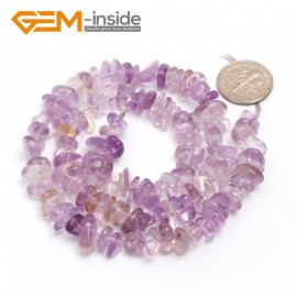"G6756 Amethyst&Citrine Freeform Chips Beads Strands 15"" 4-6x7-10mm Jewelry Making 45 Natural Materials Natural Stone Beads for Jewelry Making Wholesale`"