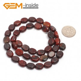 "G7081 Mixed Red Jasper 8x10mm Natural Gemstone DIY Jewelry Crafts Making Stone Loose Beads Strand 15""Natural Stone Beads for Jewelry Making Wholesale`"