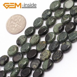 "G7085 Kambaba Jasper 8x10mm Natural Gemstone DIY Jewelry Crafts Making Stone Loose Beads Strand 15""Natural Stone Beads for Jewelry Making Wholesale`"