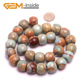 "G8096 14x16mm Rondelle Gemstone Shoushan Stone DIY Crafts Making Loose Stone Beads Strand 15"" Natural Stone Beads for Jewelry Making Wholesale"