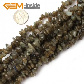 "G0860 Labradorite 5-8mm Multi-Color Chips Gemstone Loose Beads Strand 15""& 34"" Free Shipping Natural Stone Beads for Jewelry Making Wholesale"