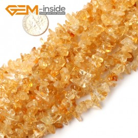 """G0862 Citrine 5-8mm Multi-Color Chips Gemstone Loose Beads Strand 15""""& 34"""" Free Shipping Natural Stone Beads for Jewelry Making Wholesale"""