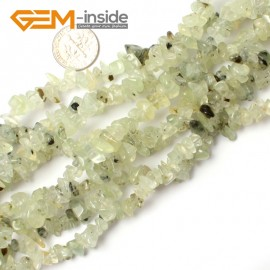 "G0872 Green Prehnite 5-8mm Multi-Color Chips Gemstone Loose Beads Strand 15""& 34"" Free Shipping Natural Stone Beads for Jewelry Making Wholesale"