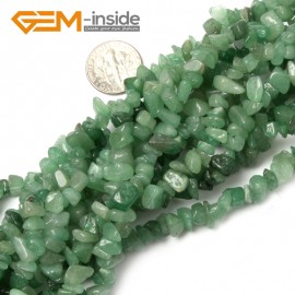 "G0888 Green Aventurine 5-8mm Multi-Color Chips Gemstone Loose Beads Strand 15""& 34"" Free Shipping Natural Stone Beads for Jewelry Making Wholesale"