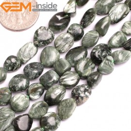 "G15820 6x9mm Freefrom Natural Kambaba Jasper Stone Strand 15"" Natural Stone Beads for Jewelry Making Wholesale"