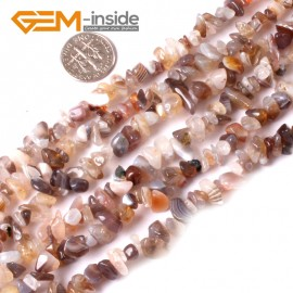 """G3472 Botswana Agate 5-8mm Multi-Color Chips Gemstone Loose Beads Strand 15""""& 34"""" Free Shipping Natural Stone Beads for Jewelry Making Wholesale"""