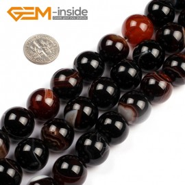 "G5133 16mm Natural Round Gemstone Dream Lace Agate Grade AAA DIY Crafts Making Beads15"" Natural Stone Beads for Jewelry Making Wholesale"